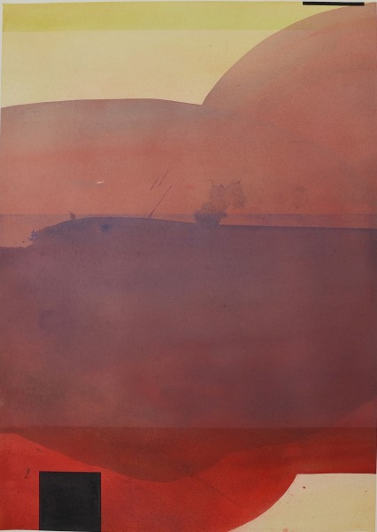 Daniel Brice, Untitled NY 17, 2016