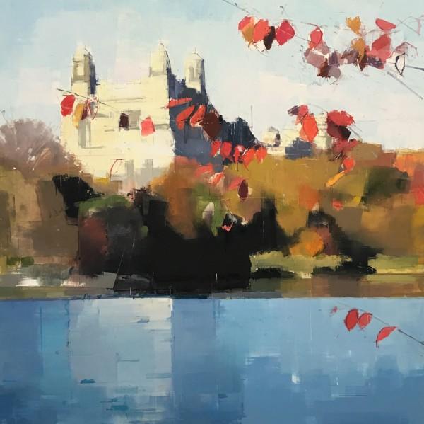 Red Leaves II, 2016