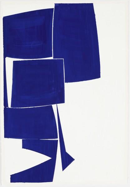 Covers 24x18 Blue (b), 2016
