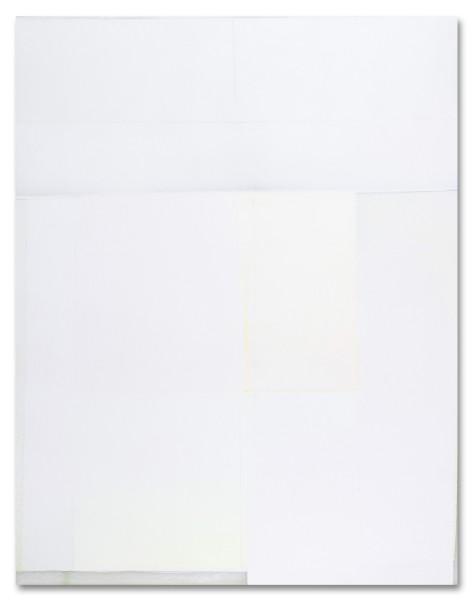 Jeffrey Cortland Jones  Skygazer (Awayness), 2014  enamel, gesso, latex, and graphite on acrylic panel  14 x 11 in.  $1,500