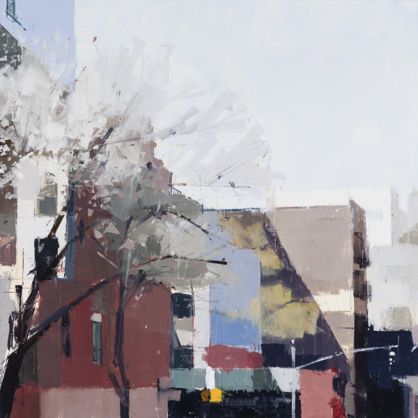 Lisa Breslow, Chelsea Blues, 2017