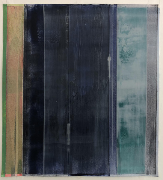 Susan English, Green Edge, 2018