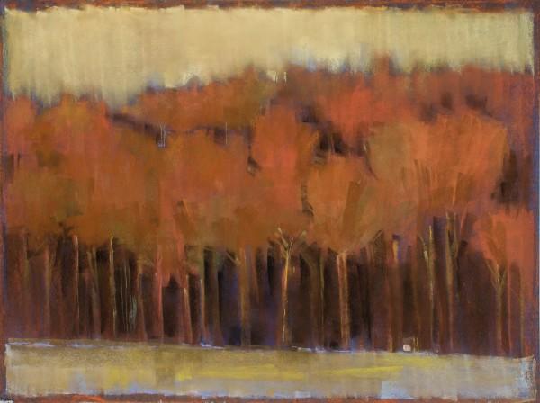 Tree Line/October, 2015