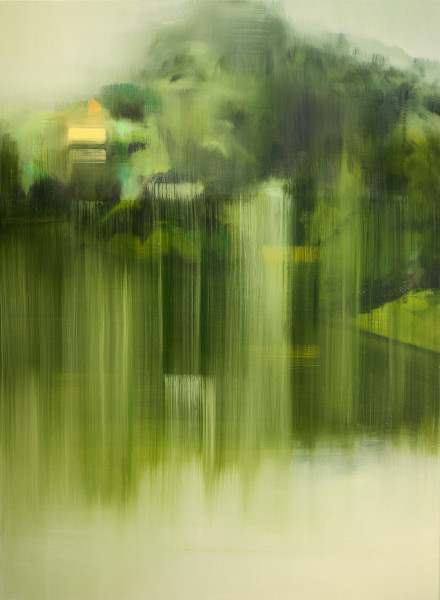 Liz Dexheimer, Green Suite I, 2017