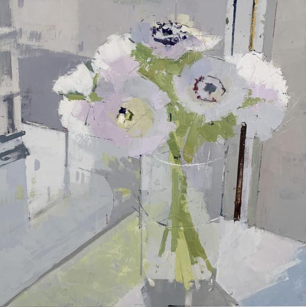 Lisa Breslow, Anemones, 2020