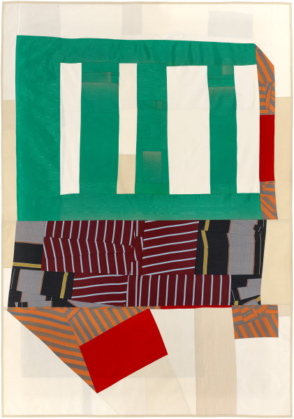 Debra Smith, Not Looking, 1, 2015