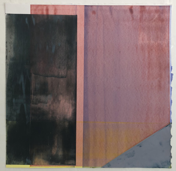 Susan English, Gray Triangle, 2018