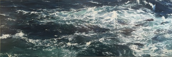 Annie Wildey, Deep Water III, 2016