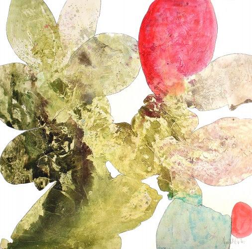 Meredith Pardue, Flores Verdes, 2016