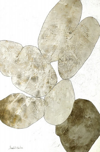 Meredith Pardue, Fragments(Leaves IX), 2018