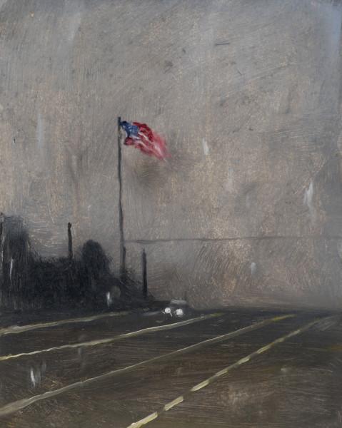 Suzy Murphy, It's Raining In America, 2017
