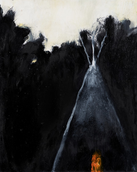 Suzy Murphy, Darkness Rolled In, 2017