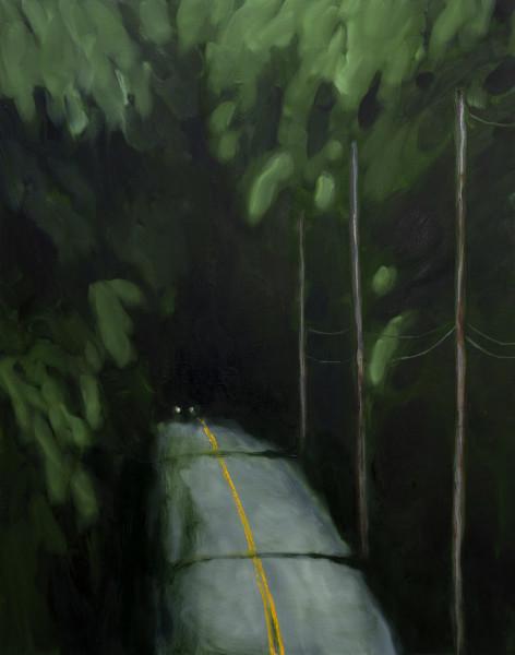 Suzy Murphy, The Green Darkness, 2017