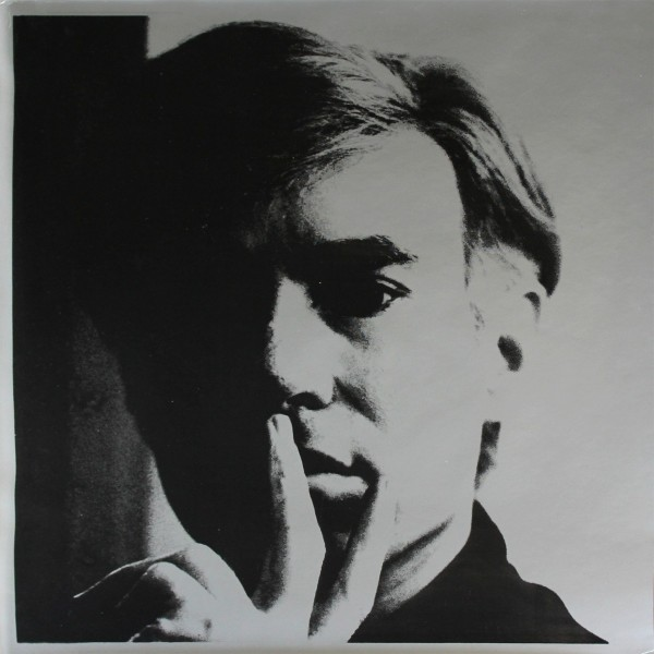 Andy Warhol, Self Portrait (FS II.16), 1966