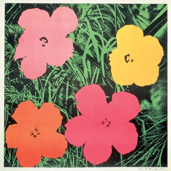 Flowers (FS II.6), 1964