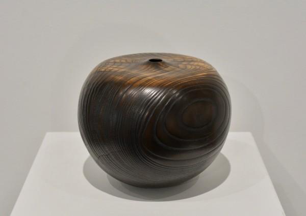 David Ellsworth, Black Pot-Dawn Small