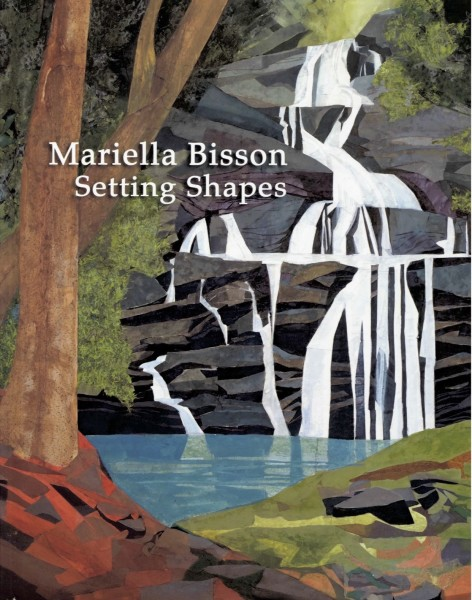 Mariella Bisson, Setting Shapes, Hardcover Artist Book