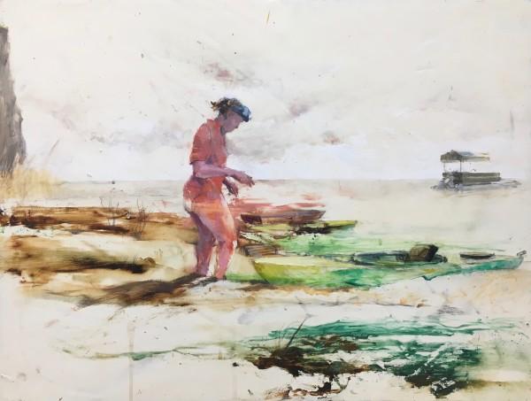 Paul Sattler, Shore