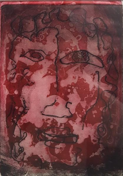 Maltby Sykes (1911 - 1992), Medusa - Black