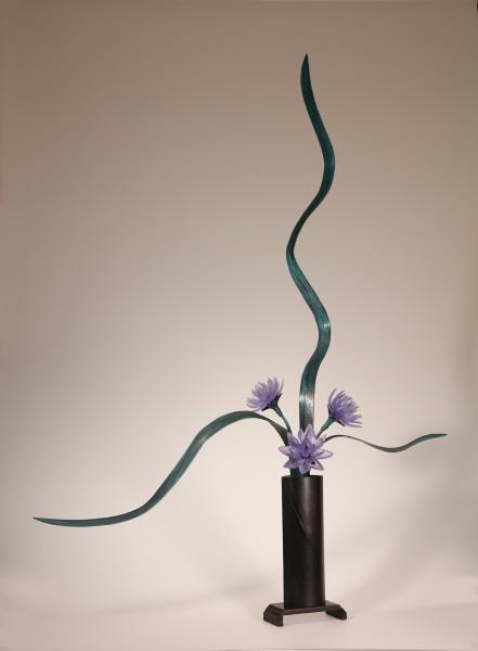John Littleton + Kate Vogel, Ikebana Inspiration