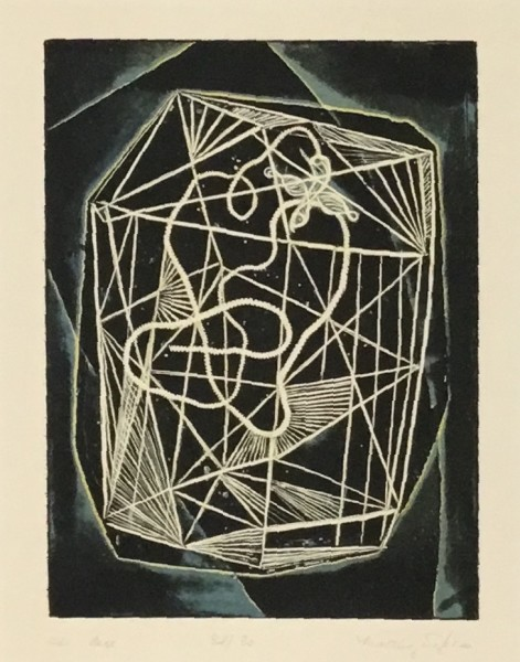 Maltby Sykes (1911 - 1992), The Cage