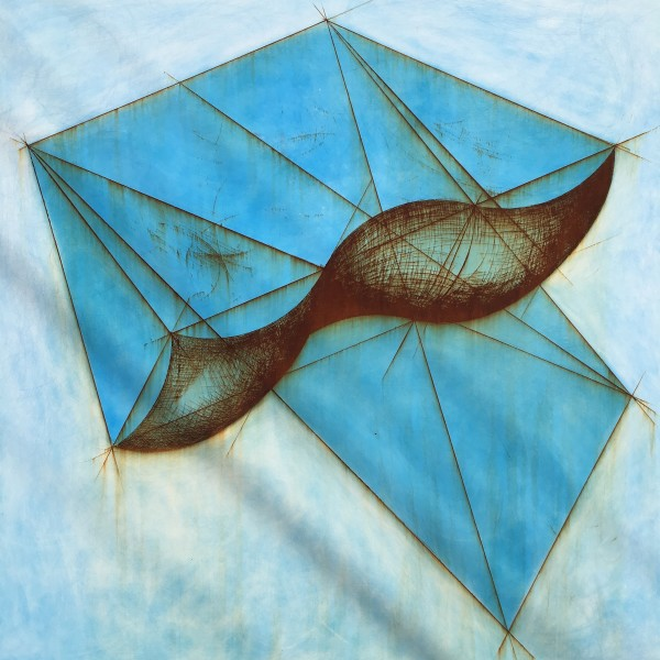 Hoss Haley, Tessellation Drawing