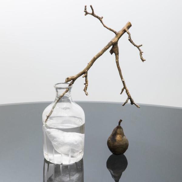Joanna Manousis, Bottled Pear No.4