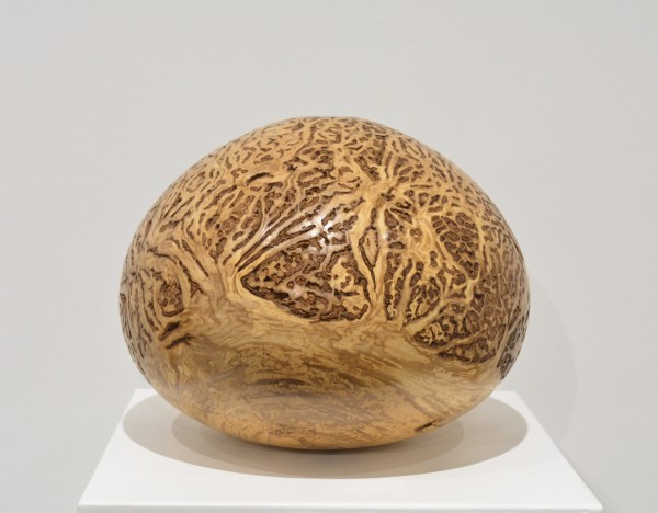 David Ellsworth, Ash Pot Large