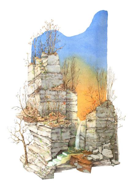 Bryce Lafferty, Hidden Falls (Walls of Jericho)