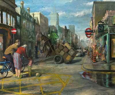 Paul Sattler, London Fantasy
