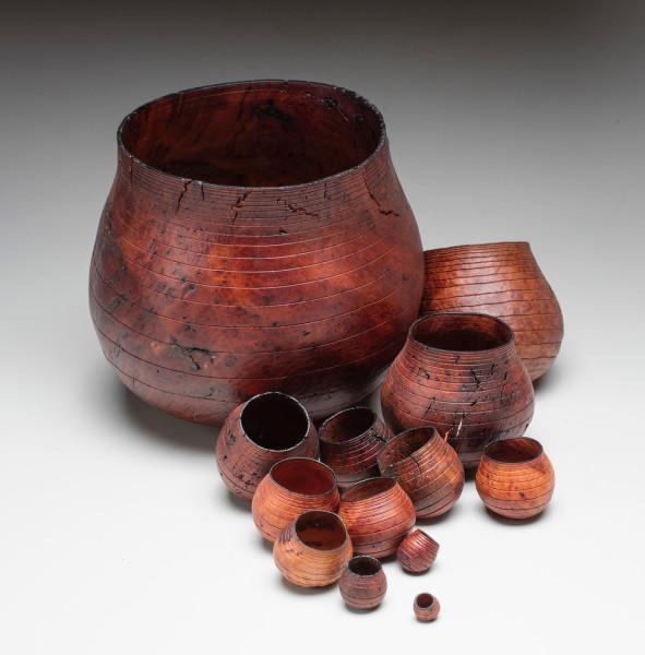 Christian Burchard, Baskets, 13 Parts
