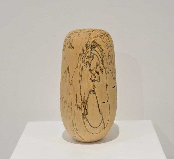 David Ellsworth, Homage Pot Small