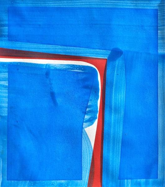 Michael Barringer, Liminal Icon (Passage II)