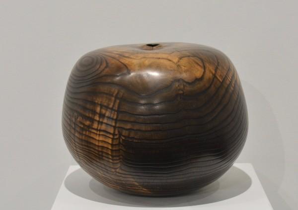 David Ellsworth, Black Pot-Dawn Large