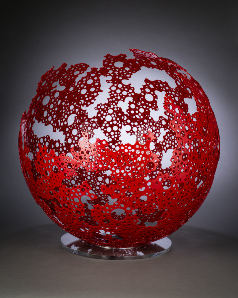 Michael Enn Sirvet, Red Shadow Sphere
