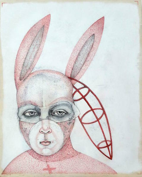 Lisa Clague, Masked Rabbit