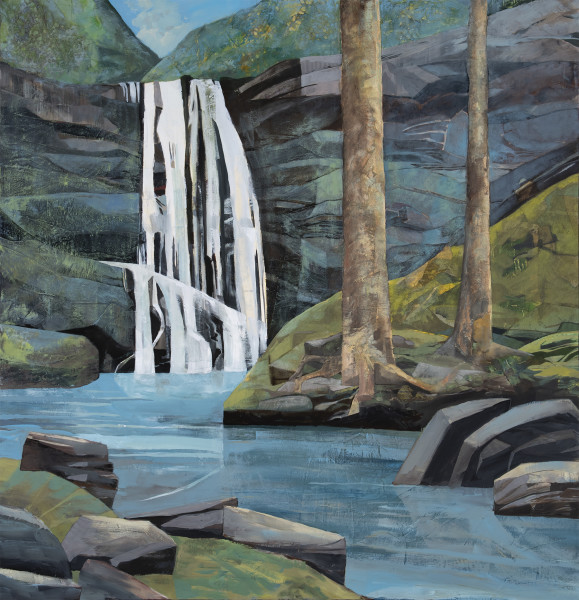 Mariella Bisson, Tall Falls, Tall Trees