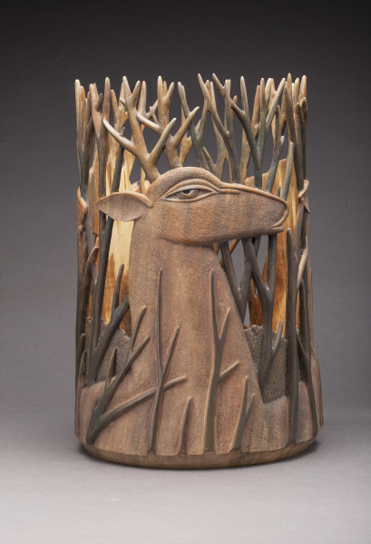 Ron Layport, A Gathering of Antlers