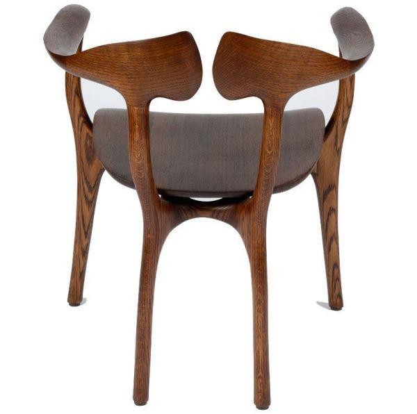 Brian Fireman, Swallowtail Chair - Oak