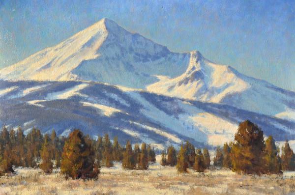 Greg Scheibel, Lone Mountain