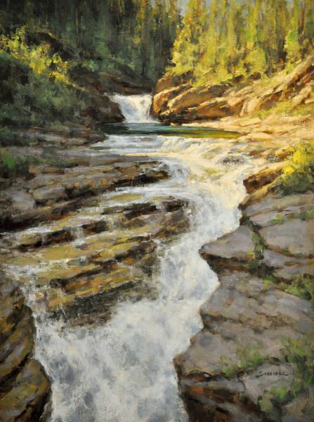 Greg Scheibel, Blakiston Creek, Waterton