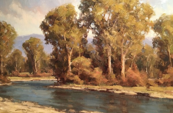 Greg Scheibel, Autumn in the Bitterroot