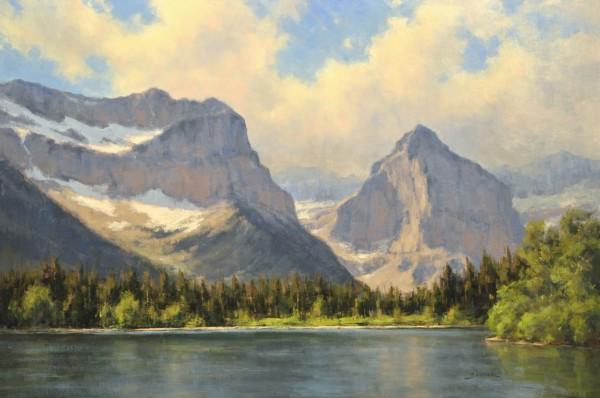 Greg Scheibel, Lake Janet, Glacier National Park