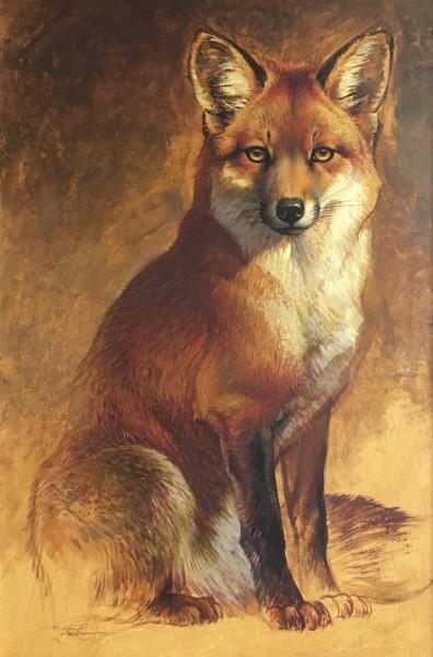 Ezra Tucker, Red Fox