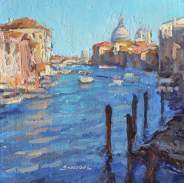 Greg Scheibel, Venice Afternoon