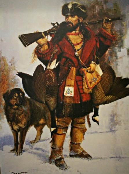 John DeMott, Goose Hunter
