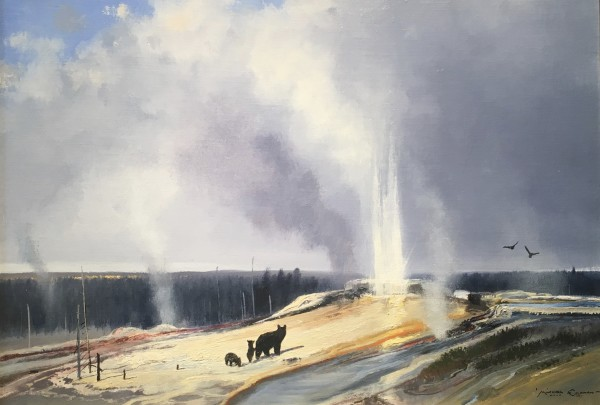 Michael Coleman, Yellowstone Bears