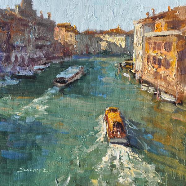 Greg Scheibel, Grand Canal