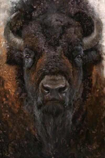 David Frederick Riley, Big Bull