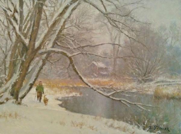 Lee Stroncek, WINTER'S HUSH